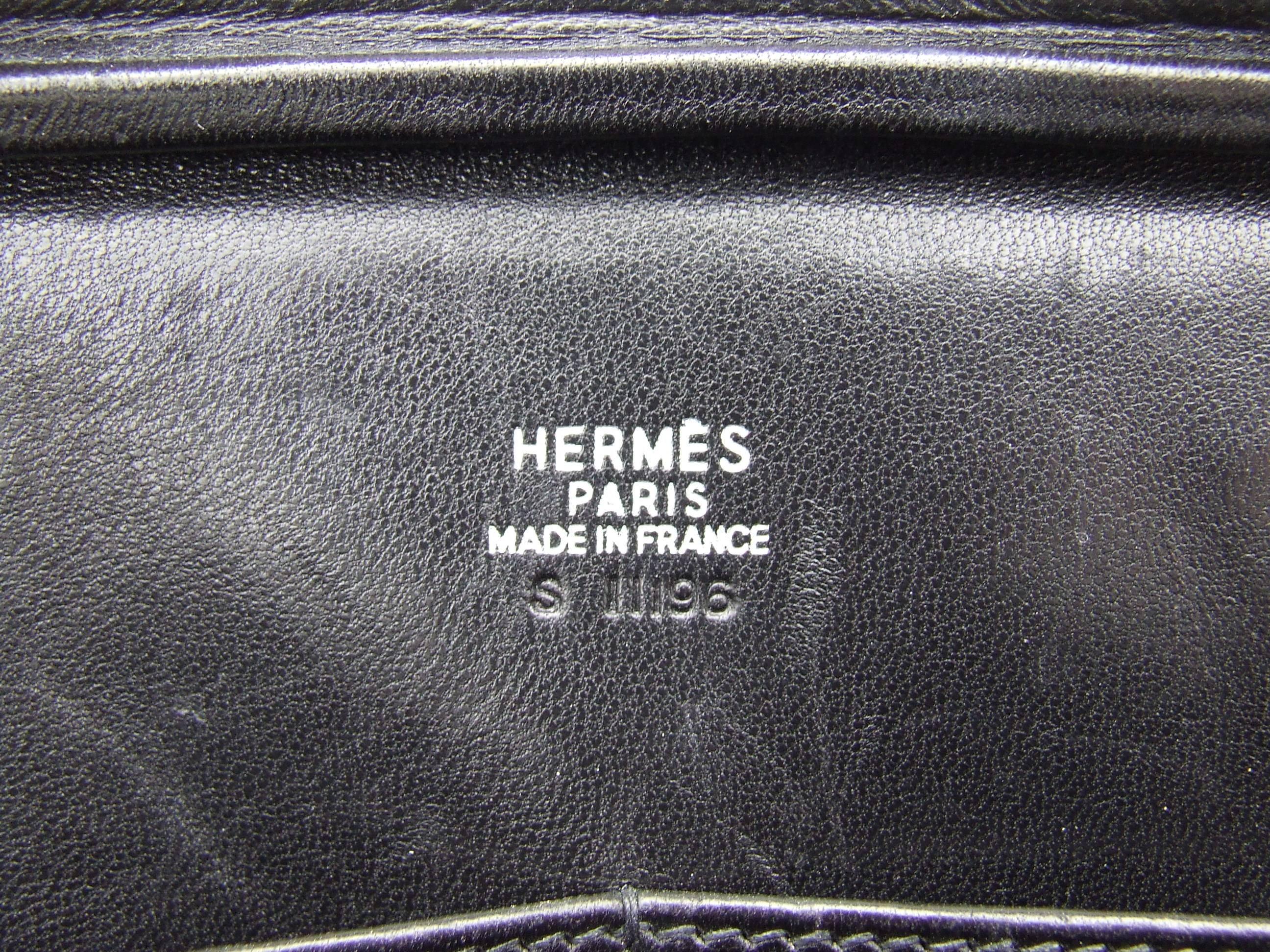 a3e3fc43cf2a ... spain sortie en porcelaine hermès plume cuir chevre argent métallique  Édition limitée elan sac phw 28