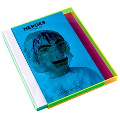 Heroes: A Tribute Signed Collector's Edition by Doug Meyer