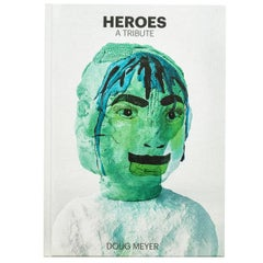 Heroes: A Tribute Signed Pink Art Edition by Doug Meyer