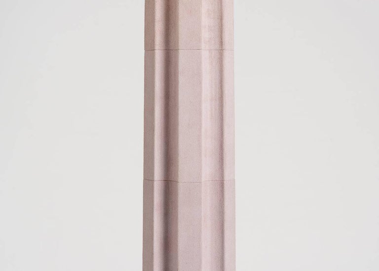 Hervé Van Der Straeten, Athéna, Contemporary Floor Lamp, France, 2013 In Good Condition For Sale In New York, NY