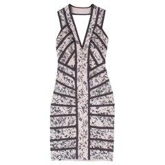 Herve Leger Zara bandage dress US 2
