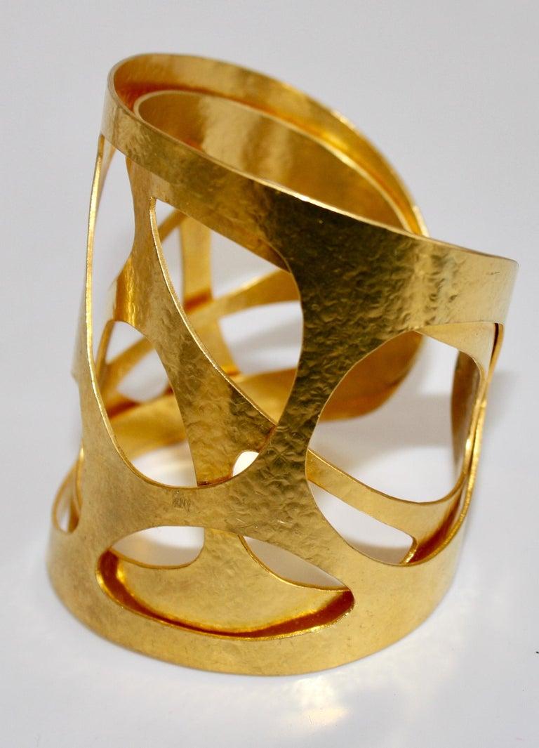 Herve van der Straeten Gilded Brass