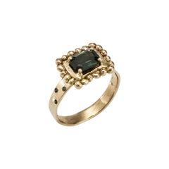 Hesper Ring, 18 Karat Yellow Gold