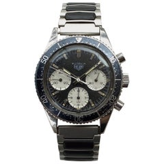 Heuer Autavia 2446 3rd Execution Transitional Chronograph, 1966