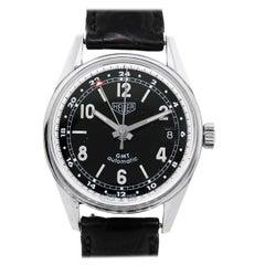Heuer WS2113 Carrera GMT 1964 Re-Edition Wrist Watch