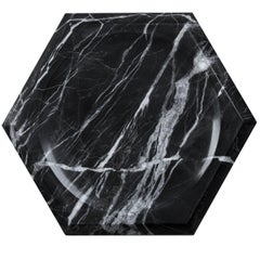 Hexa Black-M by Buket Hoscan Bazman for Marbleous