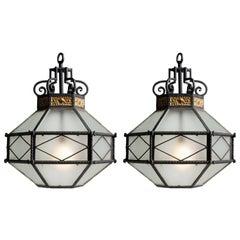 Hexagonal Lanterns