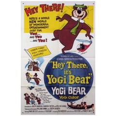 Hey There, It's Yogi Bear '1964', Poster