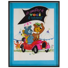 Hey There, It's Yogi Bear / Les Aventures De Yogi Le Nounours