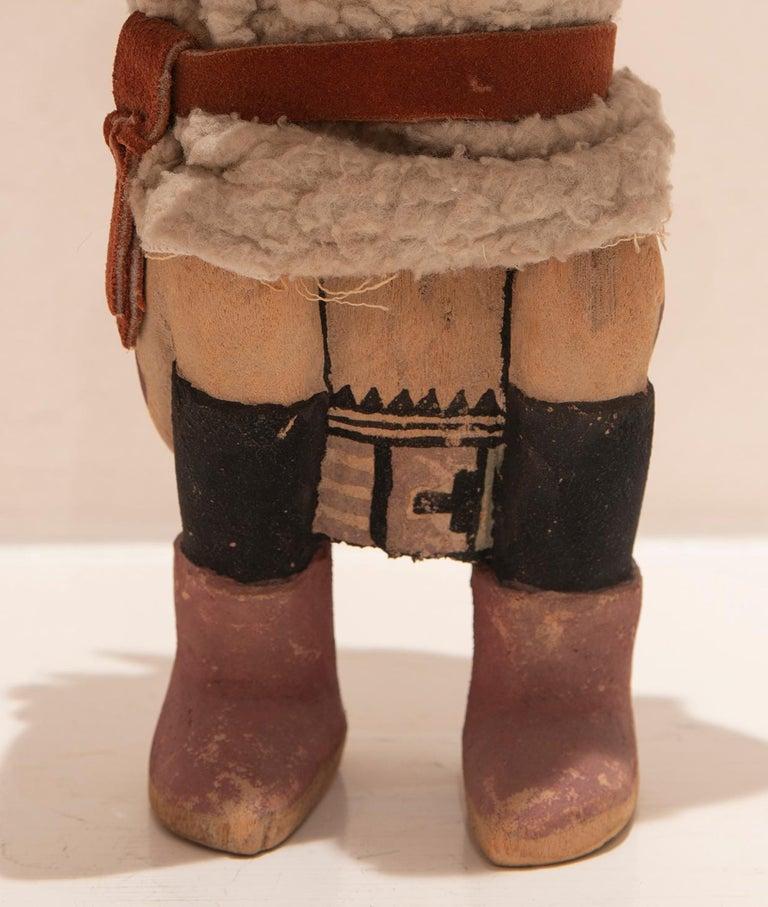 Native American Heyheya Ahumtaka Kachina For Sale