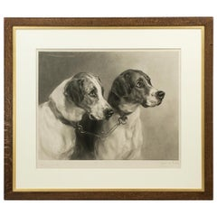 Heywood Hardy Pick of the Pack Dog Print, Stormer and Grasper