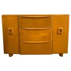 Heywood Wakefield Blonde Maple Art Deco Dresser