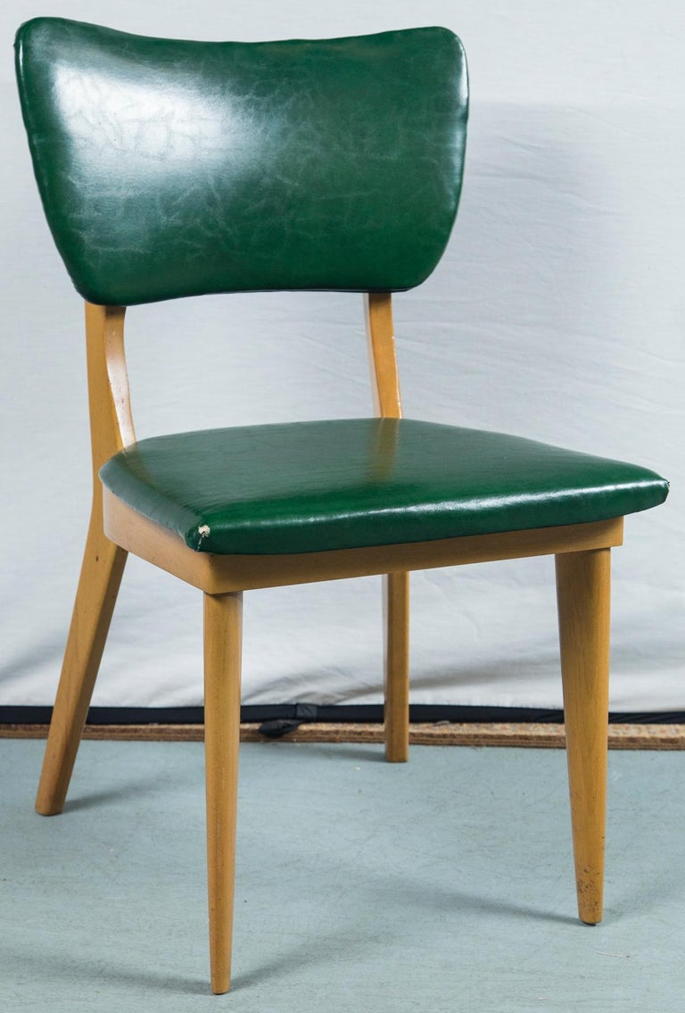 20th Century Heywood Wakefield Dining Set For Sale