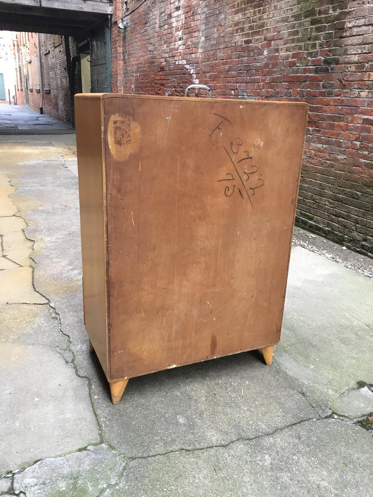 Heywood Wakefield Maple Rio Dresser For Sale 3