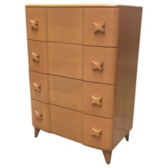 Heywood Wakefield Maple Rio Dresser