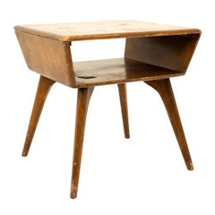 Heywood-Wakefield Mid Century Side End Table