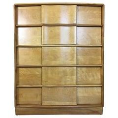 Heywood Wakefield Sculptura 5-Drawer Dresser