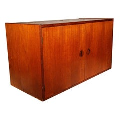 H.G. Furniture Danish Teak Floating Wall Unit