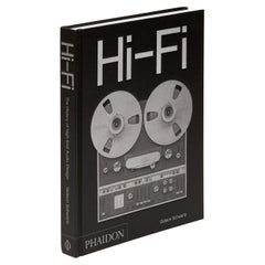 """""""Hi-Fi The History of High-End Audio Design"""" Book"""