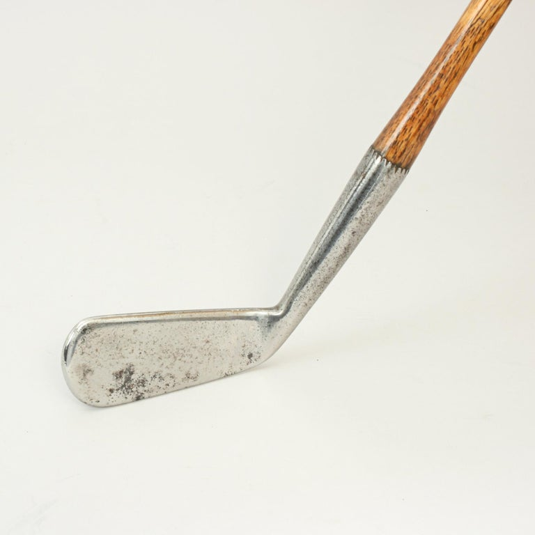 Hickory Shafted Golf Club For Sale 1