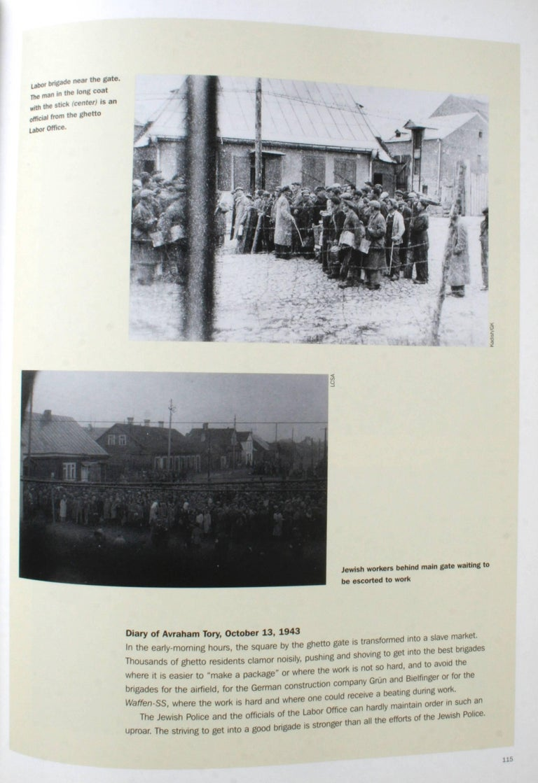 Hidden History of the Kovno Ghetto For Sale 5