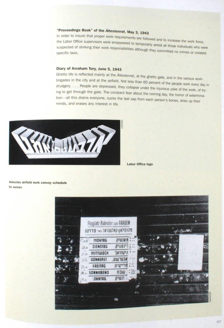 Hidden History of the Kovno Ghetto For Sale 7
