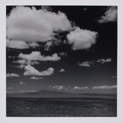 """Hideoki, Black & White, Kenya, 1994, Landscape, 16"""" x 20"""""""