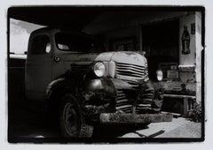 Hideoki, Black & White Photography, Automobile, Route 66, 2003