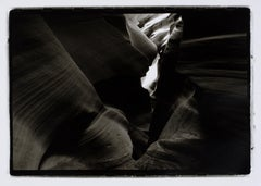 "Hideoki, Black & White, Photography, Grand Canyon,  2002, 16"" x 20"""