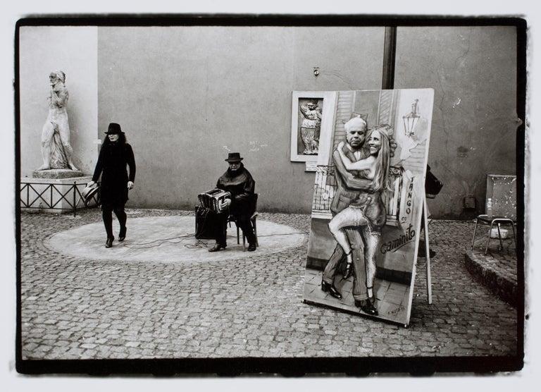 Hideoki Hagiwara Black and White Photograph - Hideoki, Black & White Photography, Untitled, Italy, 1994