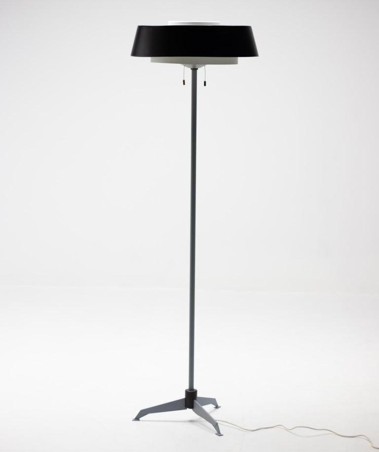 Mid-Century Modern Hiemstra Evolux Floor Lamp For Sale
