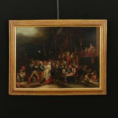 Hieronymus III Francken (1611-1661), The denial of Peter