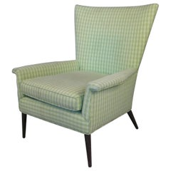 High Back Lounge Chair by Paul McCobb