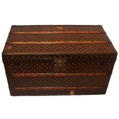 High Monogram Louis Vuitton Trunk, 1910