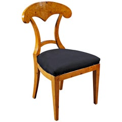 High Quality Chair in Viennese Biedermeier Style