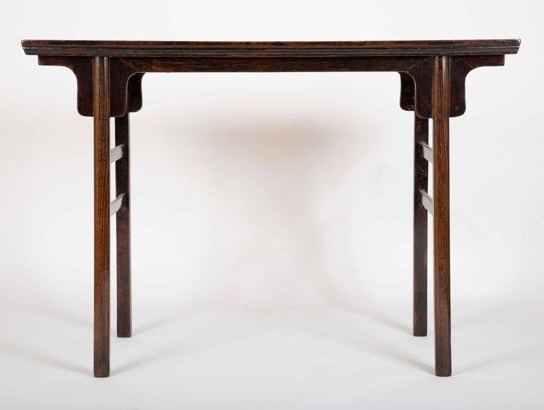 High Quality Chinese Altar Table In Good Condition For Sale In Stamford, CT