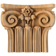 High Quality Decorative Column Capital for Walls, Doors, Furniture, Interior