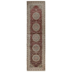 High Quality Floor Rug Carpet Runner Red Runner Rugs, Chinese Herekeh Rug