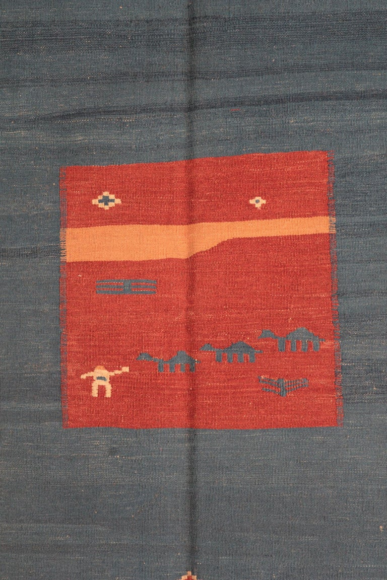 Hand-Knotted High Quality Handmade Kilim Rugs, Traditional Rugs, Afghan Rugs, Floor Carpet For Sale