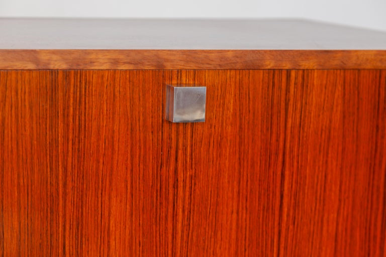 High Side-Board with Mini Bar by Alfred Hendrickx for Belform, Belgium, 1960's 1