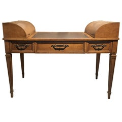 High Style George Washington Double End Desk by Drexel