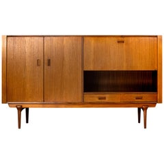 Highboard in Teak by Topform, the Netherlands, 1960s