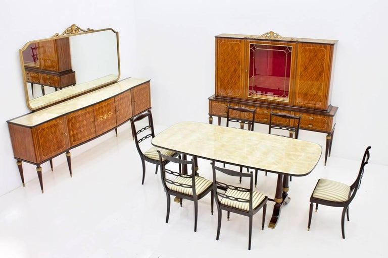 Highboard or Credenza from Italy 1959 For Sale 4