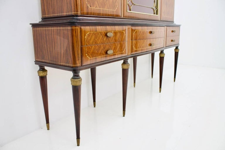 Italian Highboard or Credenza from Italy 1959 For Sale