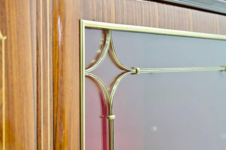 Highboard or Credenza from Italy 1959 In Good Condition For Sale In Frankfurt / Dreieich, DE