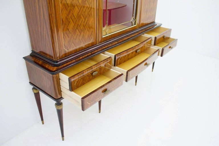 Highboard or Credenza from Italy 1959 For Sale 1