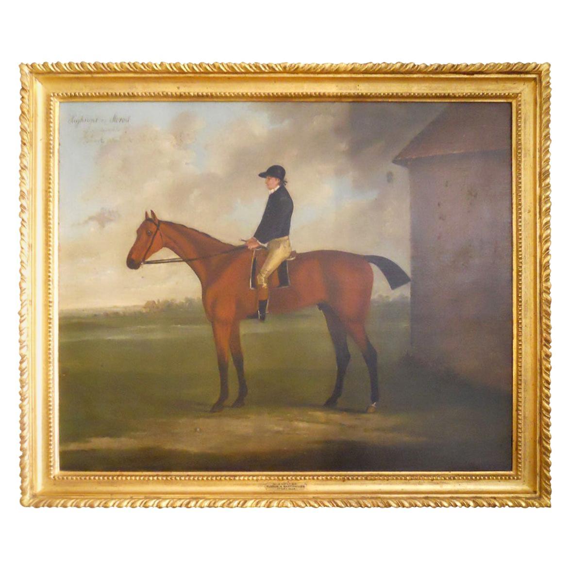 """Highflyer"" Painting by John N. Sartorius"