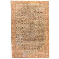 """Highly Collectible Antique Sultanabad Rug, 12'5"""" x 19'5"""