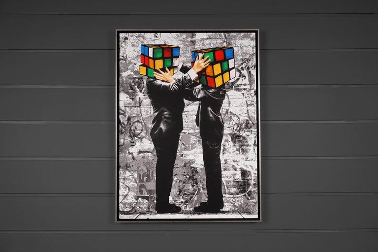 Hijack, 'Puzzled I', 2020 3