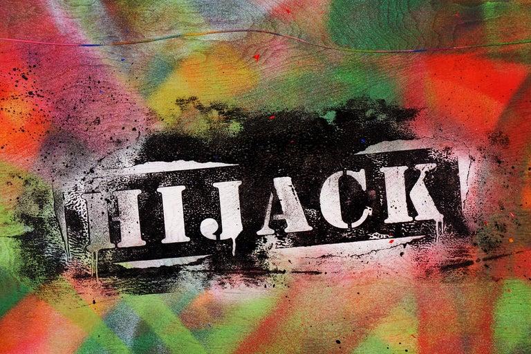 Hijack, 'Puzzled I', 2020 4